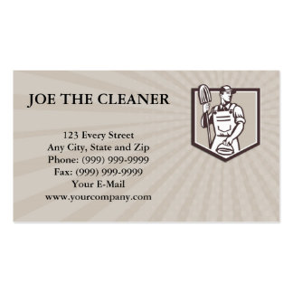 Cubo S de la fregona de la tenencia del limpiador