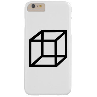 Cuboid Barely There iPhone 6 Plus Case