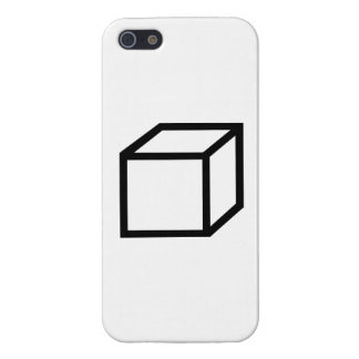 Cuboid cube cover for iPhone 5