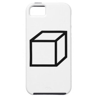 Cuboid cube iPhone 5 covers