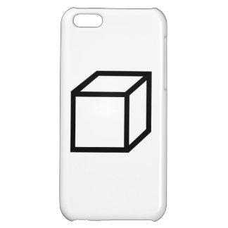 Cuboid cube iPhone 5C cases