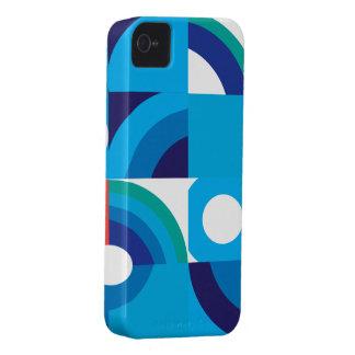 cubos abstractos iPhone 4 coberturas