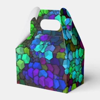 cubos artísticos 4 (i) vivo cajas para regalos