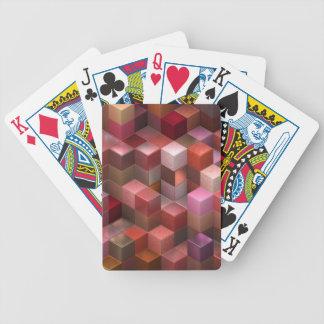 cubos artísticos 9 (i) rosado barajas