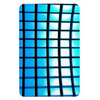 Cubos azules iman
