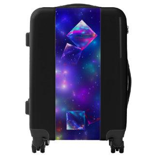 Cubos cósmicos maletas