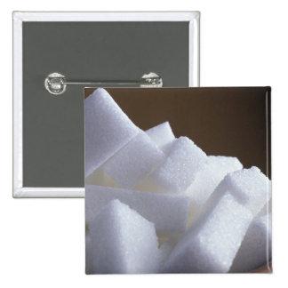 Cubos del azúcar blanco para el uso en los E.E.U.U Pins