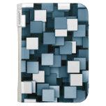 Cubos futuristas abstractos