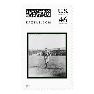 Cubs Johnny Evers Baseball 1909 Postage Stamps