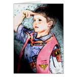 Cubscout Notecard Greeting Cards