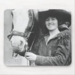 Cucaracha de Ruth y su caballo Alfombrillas De Ratones