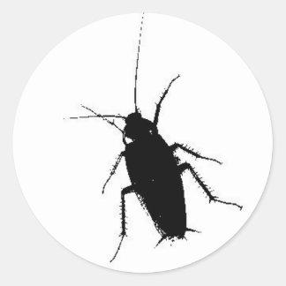 cucaracha pegatina