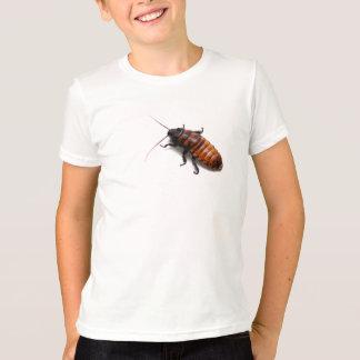 Cucaracha que silba de Madagascar Playera