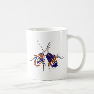 Cucarachas del Ameri-Británico Taza