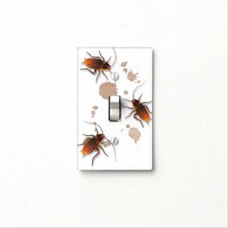 Cucarachas trepadores pegajosas Icky de BugZeez™ Tapas Para Interruptores