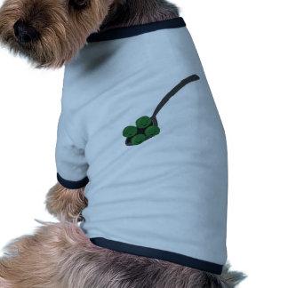 Cuchara de guisantes camisa de perrito
