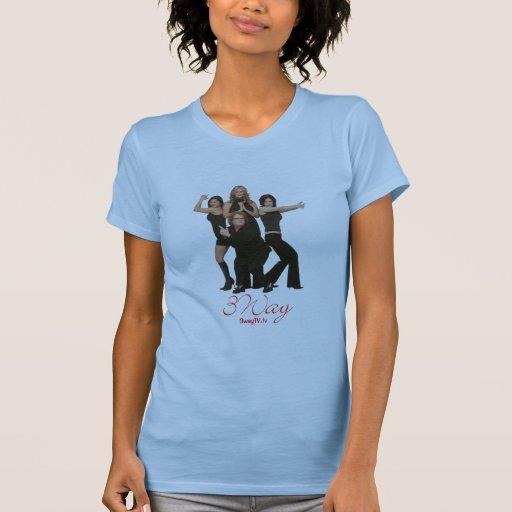 Cucharada-T 3Way Camisetas