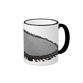 Cuchilla del vuelo taza de café