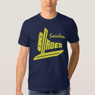 Cuchillas de Suecia Remera