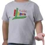 Cuchillas del Kiddie Camiseta
