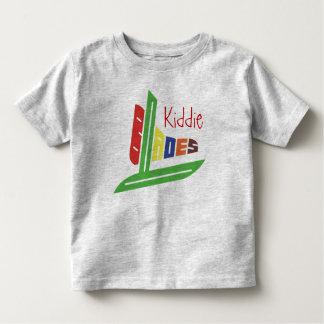 Cuchillas del Kiddie Playera