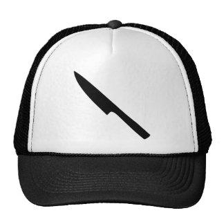 cuchillo de cocina gorra