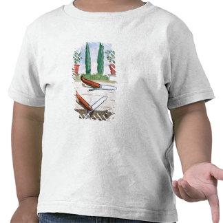 """Cuchillo que cultiva un huerto, de """"Hesperides"""" po Camisetas"""