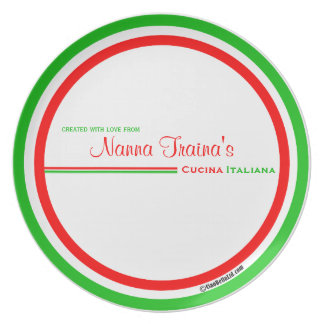 Cucina Italiana Dinner Plate