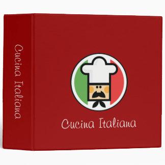 Cucina Italiana Recipe Binder