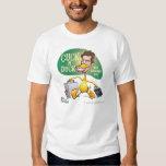 Cuck a Duck cartoon by Ben Garrison T Shirt