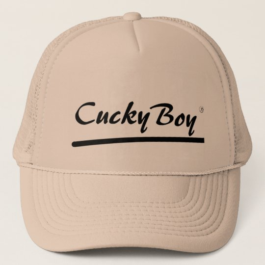 Cuckold Trucker Hat