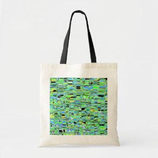 Cuckoo Abstract Canvas Bag