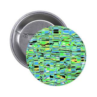 Cuckoo Abstract Pinback Buttons