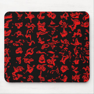 Cuckoo Abstract Mouse Pads