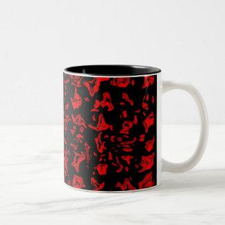 Cuckoo Abstract Mug