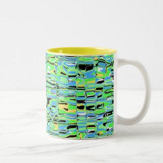 Cuckoo Abstract Coffee Mug