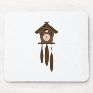 Cuckoo Clock Mouse Pad
