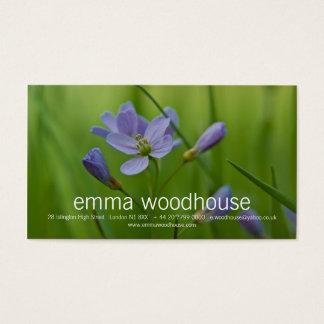 Cuckoo Flower Business Card