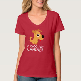 Cuckoo for Canines T-Shirt