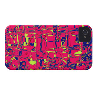 Cuckoo Marbled Abstract iPhone 4 Cases