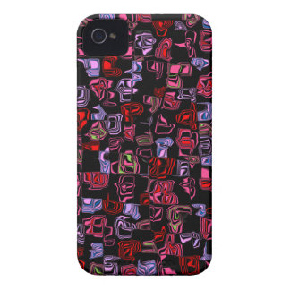 Cuckoo Marbled Abstract iPhone 4 Case