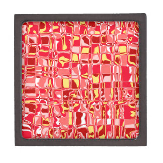 Cuckoo Marbled Abstract Gift Box