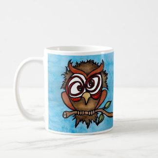 Cuckoo Owl Mug