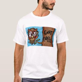 Cuckoo Owl T-Shirt