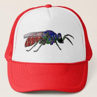 Cuckoo Wasp Trucker Hat
