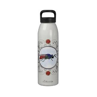 Cuckoo Wasp Water Bottle