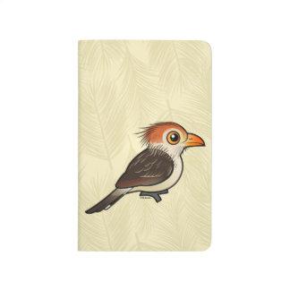 Cuco de Birdorable Guira Cuadernos Grapados