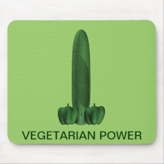 Cucumber And Peppers Mouse Pad