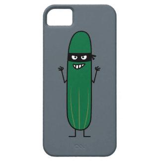 Cucumber Bandito Ninja Masked Sneaky Bandit iPhone SE/5/5s Case