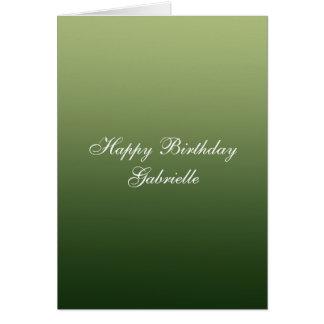 Cucumber Cards